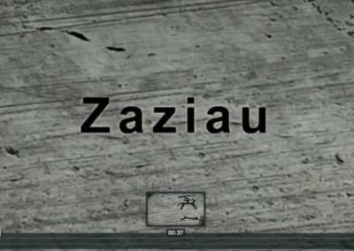 Zaziau. Il grande racconto della Preistoria