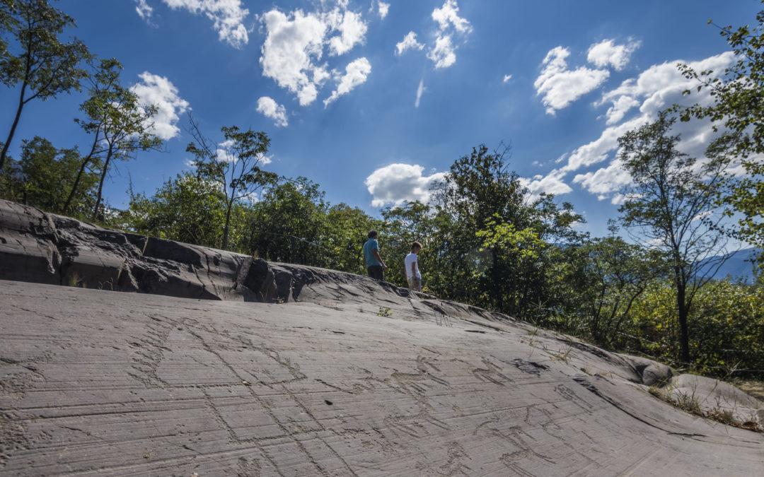 22 gennaio: una giornata di progettazione partecipata per rendere accessibile la Roccia n.1 di Naquane