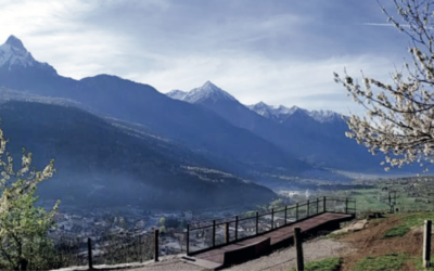 Valle Camonica per tutti: un nuovo percorso con accessibilità migliorata al Parco di Seradina-Bedolin