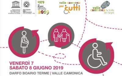 Paesaggio Culturale per tutti. In Valle Camonica due giorni dedicati al Design for All