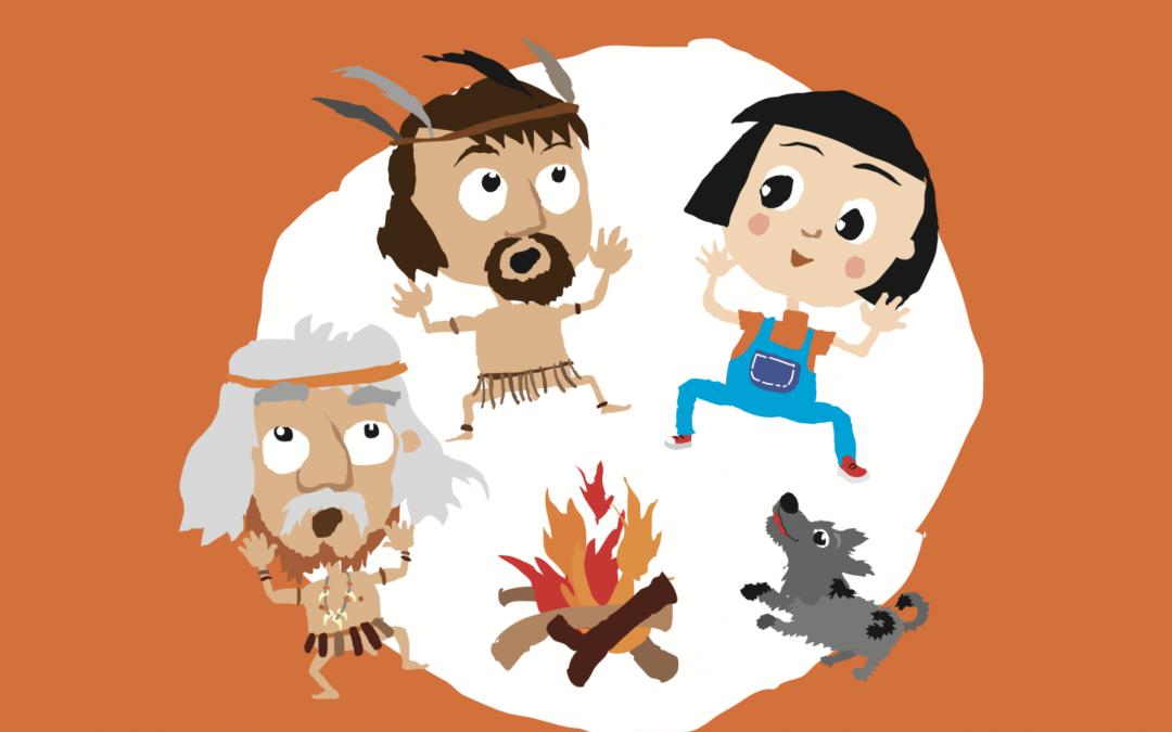 L'arte rupestre? Un gioco da ragazzi! – con Renata Besola e il CCSP – Centro Camuno di Studi Preistorici